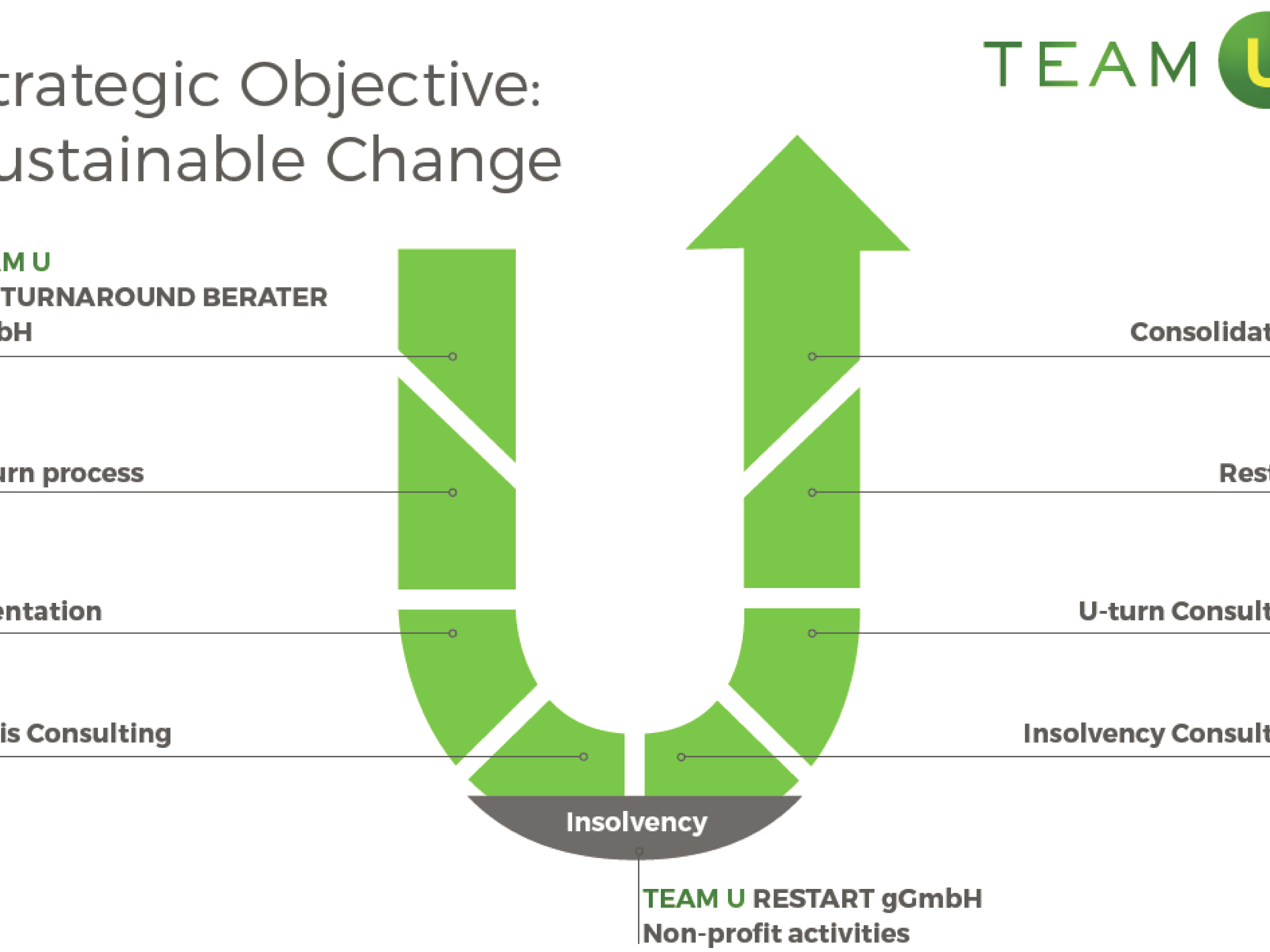 How to achieve sustainable change, Team-U